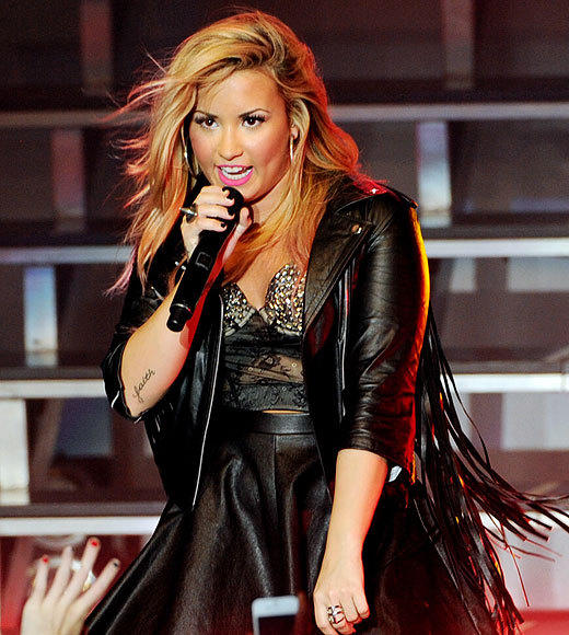 "Demi Lovato, ""Skyscraper"" (pictured)<br> Rise Against, ""Ballad of Hollis Brown""<br> Kelly Clarkson, ""Dark Side""<br> Gym Class Heroes, ""The Fighter""<br> K'Naan feat. Nelly Furtado, ""Is Anybody Out There?""<br> Lil Wayne, ""How to Love"""