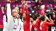 The U.S.A. Women's gymnastics team won the gold medal on Tuesday to live up to the hype that surrounded them.