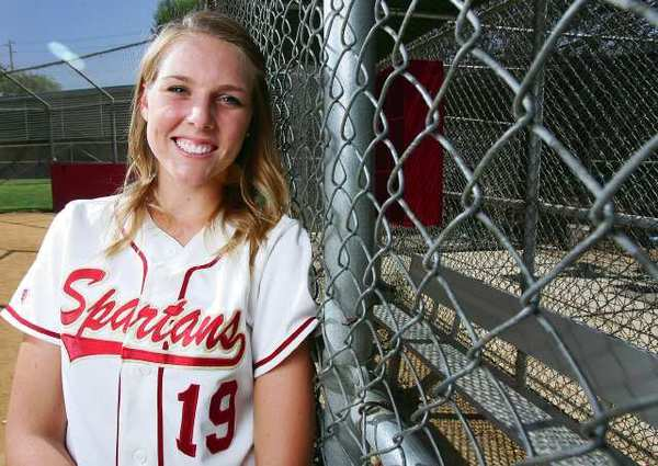 Lauren Cox is the 2012 All-Area Softball Player of the Year.