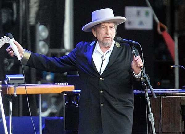 Bob Dylan, at a July performance in France, spoke at length about his creative process in 2004 with The Times' then-pop music critic Robert Hilburn.