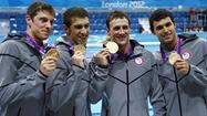 LONDON – Conor Dwyer knew he had to swim fast in the Tuesday morning heats of the 800 freestyle relay to have a shot at making the U.S. team for the final 10 hours later.