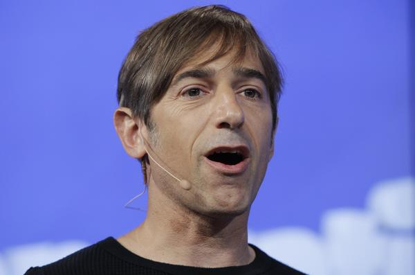Mark Pincus, Zyngs's chief executive.