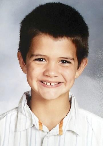 "Antonio ""Tony"" Borcia, 10, died Saturday after being struck by a boat while he was riding on an inner tube."