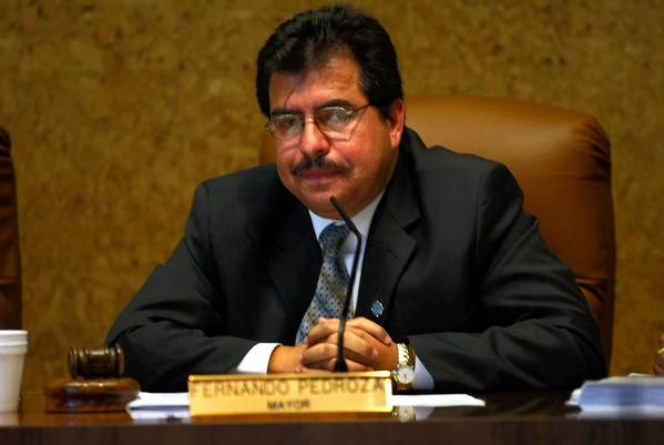 Former Lynwood Councilman Fernando Pedroza illegally boosted his salary for the part-time position from less than $10,000 a year to $72,000, prosecutors said.