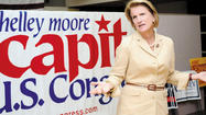 "U.S. Rep. Shelley Moore Capito and fellow Republicans celebrated the grand opening of their ""victory office"" Tuesday in Martinsburg, which they will use to spur voters to turn out for their candidates in the Nov. 6 general election."