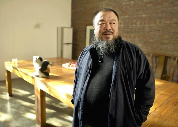 "Ai Weiwei's life and art are detailed in ""Never Sorry,"" a documentary by director Alison Klayman."