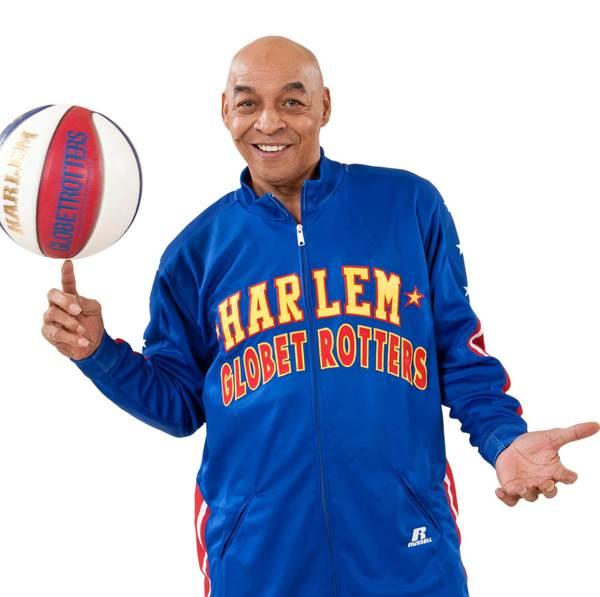 Legendary Harlem Globetrotter Curly Neal will speak Thursday at John M. Hall Auditorium in Bay View.