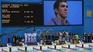 Phelps gold, women gymnasts top opening ceremonies in NBC overnight ratings