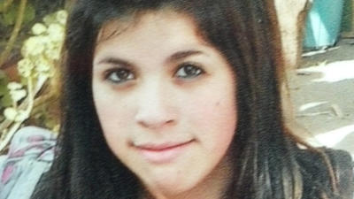Amber Alert girl found safe; she cut window screen, left home on own