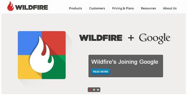 Wildfire is acquired by Google