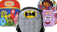 Cool character backpacks