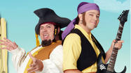 "The Never Land Pirate Band from the TV series ""Jake and the Never Land Pirates"" will have a 10-day gig at Downtown Disney starting Friday."