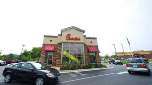 Chick-fil-A gets busted by the thought police