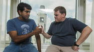 Jay Chandrasekhar and Kevin Heffernan