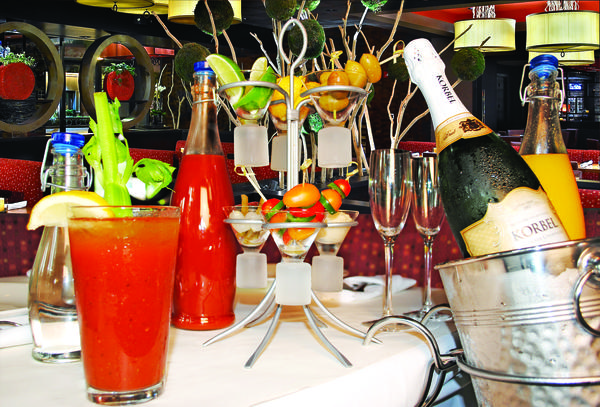 "Bottomless Bloody Marys and mimosas are available tableside at Yolo every Sunday for brunch. The restaurant recently extended its brunch hours, now running from 11:30 a.m. to 4 p.m. instead of 2.<br><br> With the purchase of one brunch food item, the bottomless drinks cost $15 per person, and servers will refill each item as needed.<br><br> <em>Yolo, 333 E. Las Olas Blvd., Fort Lauderdale<br> <a href=""http://yolorestaurant.com"">YoloRestaurant.com</a>, 954-523-1000</em>"