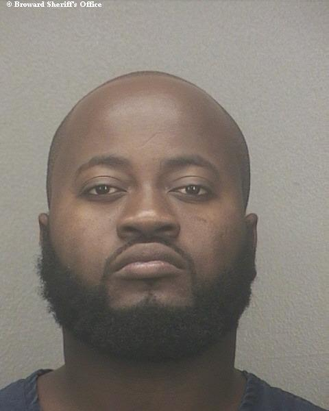 Tyron Vernet is accused of stealing files from a chiropractic office at gunpoint