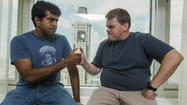Jay Chandrasekhar and Kevin Heffernan of 'The Babymakers'