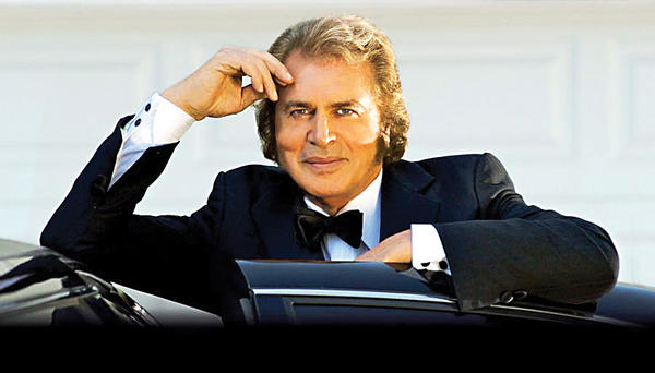 Engelbert Humperdink will perform at The Maryland Theatre this fall.