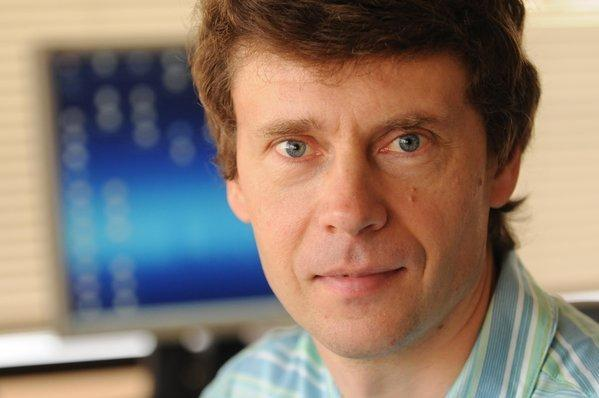 Caltech's Alexei Kitaev was one of nine scientists awarded the Fundamental Physics Prize this week. His work focuses on quantum computing.