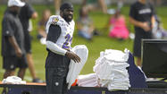 Ravens training camp highlights: Webb comes up with a big hit
