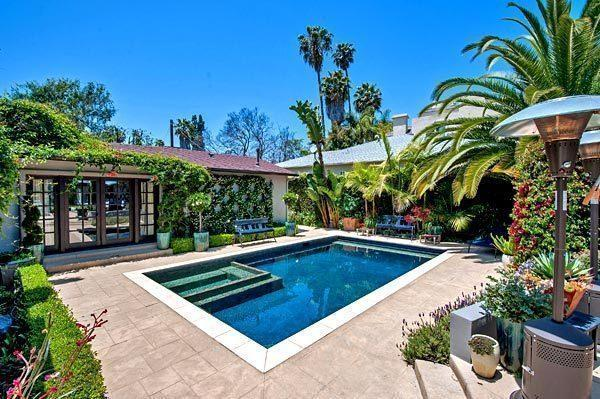 """Supernatural"" star Jensen Ackles has listed his house in Brentwood at $3.495 million."