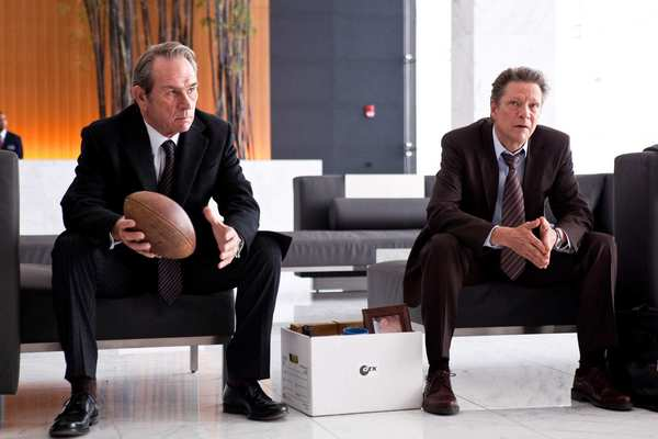"Tommy Lee Jones, left, and Chris Cooper in 2010's ""The Company Men."""