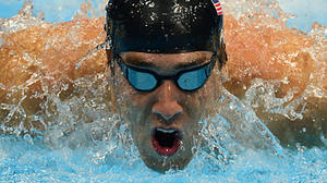 Michael Phelps still has work left to do