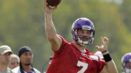 Vikings think Ponder will make great progress