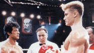 Dolph Lundgren gone Hollywood