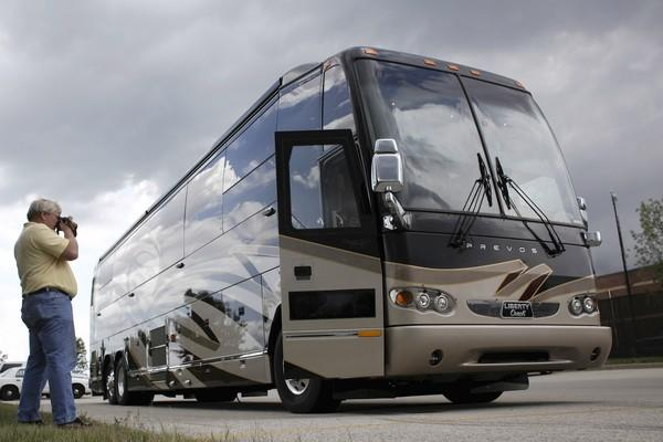 The U.S. Marshals Service is weighing its options after a motor home once owned by former Dixon Comptroller Rita Crundwell did not receive a required bid of $1 million.