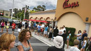 Chick-fil-A at center of controversy