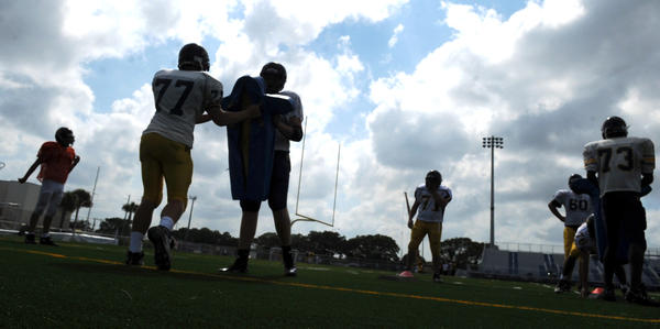 New rules govern how much football teams can practice.