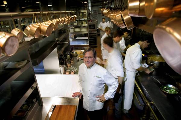 It's a fairly universal feeling that Charlie Trotter started a real renaissance of creative and inspired dining in Chicago.