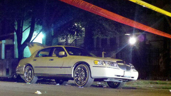 A man was shot next to his car in the 5100 block of South Hermitage Avenue early Aug. 2, police said.