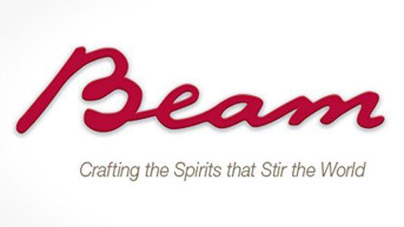 Beam Inc. reported higher-than-expected quarterly earnings.