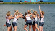 U.S. Women's Eights Golden