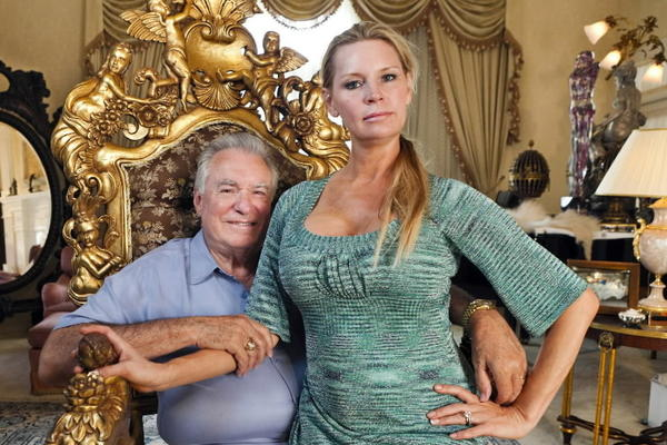 "Jacqueline and David Siegel star in ""The Queen of Versailles."""