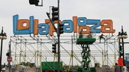 Lollapalooza road closures officially begin