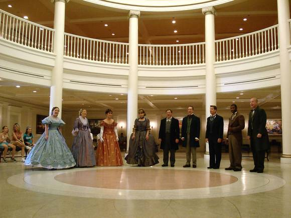 Disney's American Adventure at Epcot