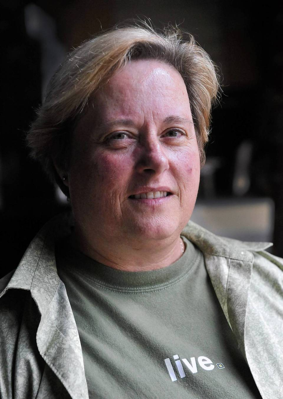 Carol Carr was diagnosed with colon cancer at 44.