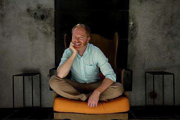 Celebrity portraits by The Times: Jesse Tyler Ferguson is an established TV presence, a comic mainstay and two-time Emmy nominee playing a gay parent on Modern Family.  MORE: Jesse Tyler Ferguson takes on The Producers at the Bowl