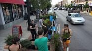 "In San Francisco, they're called ""parklets."" In Chicago, the name is ""people spots."""