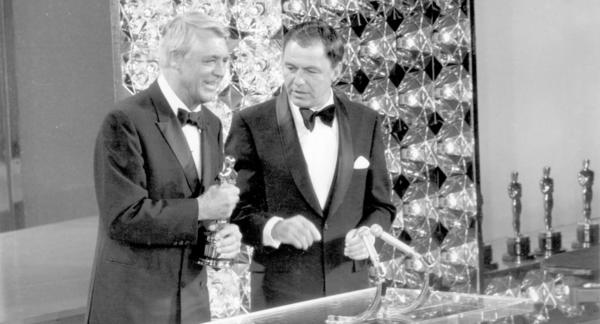 "The 41st Oscar ceremony in <a href=""http://timelines.latimes.com/academy-awards/#-338947200000-pThe"" target=""_blank"">1969</a> recruited an array of stars: Frank Si"
