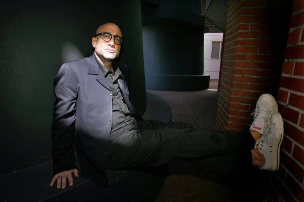 Novelist Bruce Wagner.
