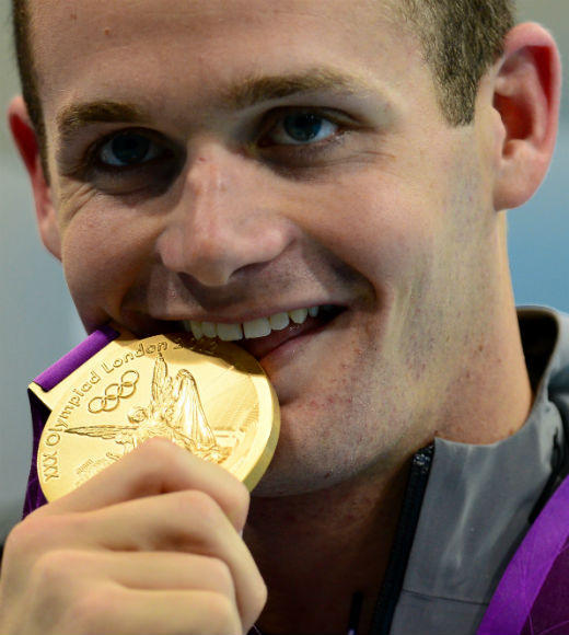 London 2012: Team USA's Gold Medalists: Tyler Clary captured gold in the Mens 200m backstroke on August 2. Clary caused some controversy when he criticized Michael Phelps before the Olympic games.