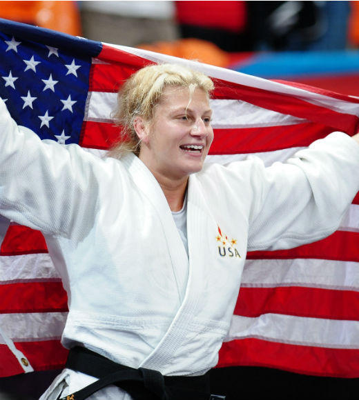 London 2012: Team USA's Gold Medalists: Kayla Harrison captured the U.S.s first judo gold medal on August 2.