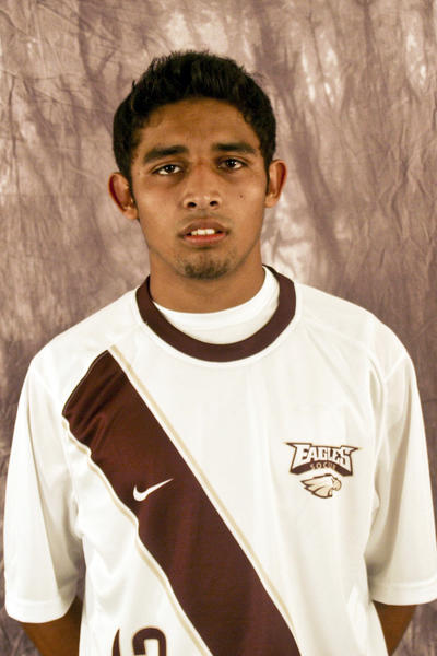 Jesus Lupian, 19, died after collapsing at Robert Morris University's soccer practice Wednesday, August 1, 2012.