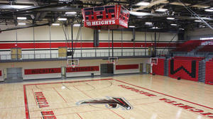 See the new Wichita Heights Athletic Complex