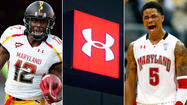 Terps Trio: Nick Faust overseas, Under Armour's influence and a breakout football player