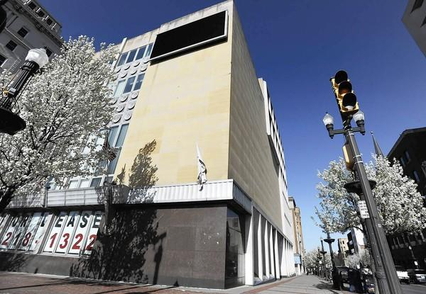 Sadly, the former First National Bank building in Allentown, with its three-story atrium, appears doomed. Happily, a new building at the site will include a nice restaurant.